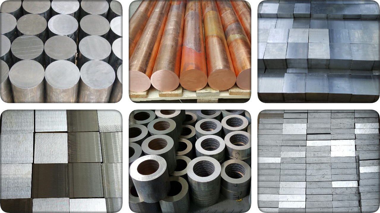 Materials cut to your specifications